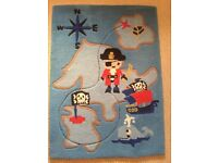 Children's Pirate Rug