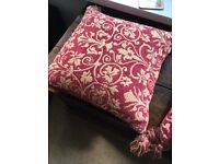 LAURA ASHLEY CUSHIONS - EXCELLENT