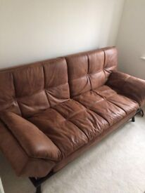 Sofa bed like new, 1 year old