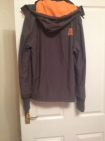 Super dry wind cheater jacket