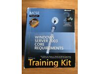 Windows Server 2003 Core Requirements Training Kit Second Edition