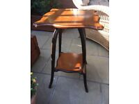 Attractive small antique table for sale