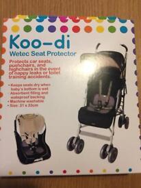 Koo-di Waterproof Seat Protector