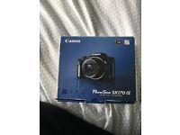 Digital Camera. Canon Powershot
