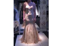 Prom dress size 8/10, from HALO dress shop Glasgow, original £350