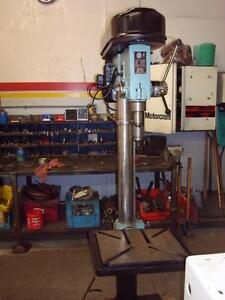 "King 3/4"" chuck Drill Press"