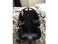 Baby Start car/carry seat USED ONCE