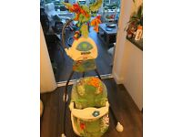Fisher Price Rain Forest baby swing