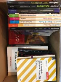 Law book bundles