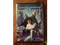 Ghost in Shell DVD