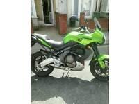 Kawasaki versy 650