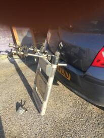 Terzo 4x4 spare wheel cycle carrier (2 cycles)