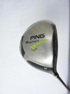 Ping Golf Rapture 9° Driver Graphite Regular Right Hand