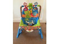 Fisher price baby to infant rocker
