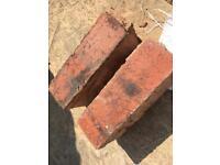 700 Victorian bricks