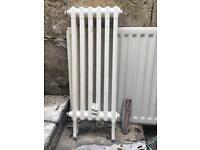 Cast iron 2 column radiator