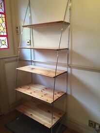 IKEA CONTEMPORARY STYLE WALL FLOOR/WALL MOUNTING SHELF UNIT