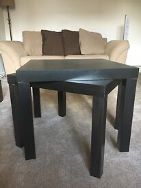 Ikea Coffee table / Side table x 2