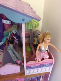 Kids Craft My Dream Mansion, ideal for barbie dolls or similar.