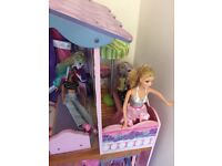 Kids Craft My Dream Mansion, ideal for barbie dolls or similar.