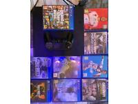 Original PS4 with games