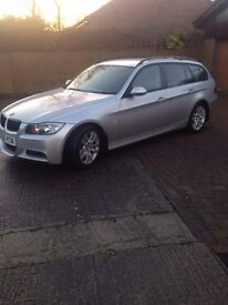 BMW 320D 2005 M SPORT EXTRAS.. BEAUTIFUL CONDITION