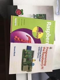 Raspberry pi programmer books