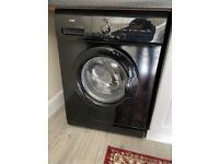 LOGIK 6KG Washing Machine - black