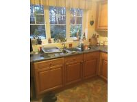 Kitchen Cupboard Doors and Drawers (21 Items)