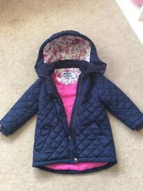 Joules jacket-3 yrs