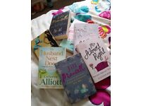 Various books for sale - £3 each