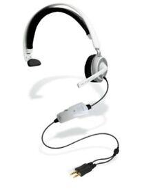 Zeta MH1 Serial Mono Headset (Skype cirtified)
