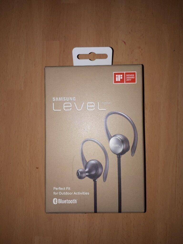 Level Active Sports Headphones