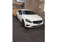 Mercedes Benz A Class Sport with Night Package