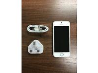 Apple iPhone 5S 16GB White - FACTORY UNLOCKED