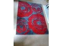 Etc. Quality Rug. - Style - Grand. 120 x 170 cm. Band New. Never Used.