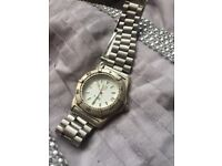 Men's vintage Tag Huer watch, 2000 series professional. No papers or boxes