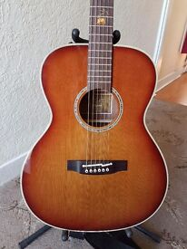 Takamine TF77-PT Electro Acoustic - REDUCED GRAB A BARGAIN