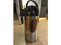 Thermal drinks flask