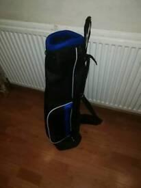 Golf bag unused
