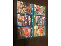 Wii u bundle with games!! As New!!