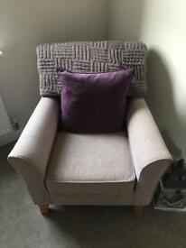 Next arm chair