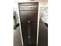 HP Compaq Elite 8300 i5 pc