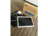 Samsung Galaxy Note Tablet 10.1. Like new with case.