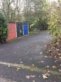 Garage/Storage Unit For Sale Avondale Road Darwen