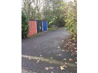 Garage/Storage Unit For Sale Avondale Road Darwen
