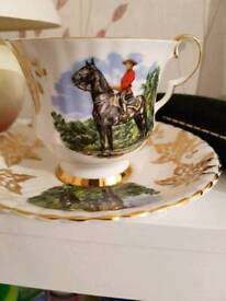 Widser bone China cup. And saucer