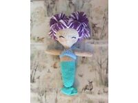 amigurumi Mermaid doll/teddy