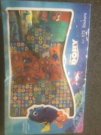 New set dory stickers