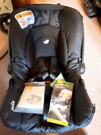 Joie GEMM car seat -- NEW WITH TAGS